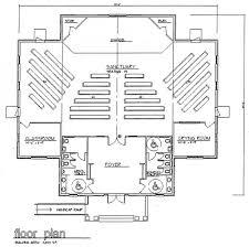 Simple Small Church Floor Plans Church Building Floor Plans by Excellent Ideas 13 Floor Plans Houses On Stilts Modern House
