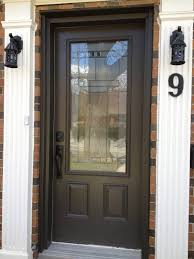 20 excellent ideas of front doors with glass interior design