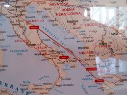 Kefalonia Greece Map by Italy To Greece An Adriatic Adventure U2013 Conquering Chicago U0026 Beyond