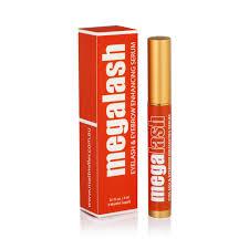 megalash natural eyelash eyebrow natural growth serum for