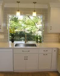 white shaker cabinets in sacramento ca kitchen