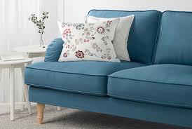 2 er sofa zweisitzer sofas mit stoffbezug fürs wohnzimmer ikea
