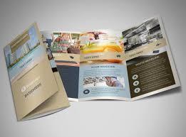 fold brochure template hotel brochure template mycreativeshop