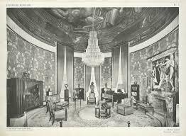 jacques emile ruhlmann grand salon 1925 look at the ruhlmann and