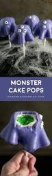 the 25 best monster cake pops ideas on pinterest monster