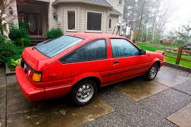 1986 toyota corolla gts hatchback for sale for sale 1986 toyota corolla gt s ae86 mint condition nasioc