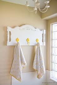 kitchen towel rack ideas diy towel racks for a chic bathroom update