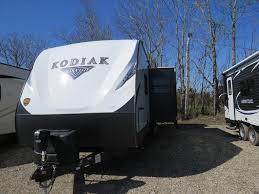 kodiak ultra light travel trailers for sale 72904 2018 dutchmen kodiak ultra lite 299bhsl for sale in newfield nj