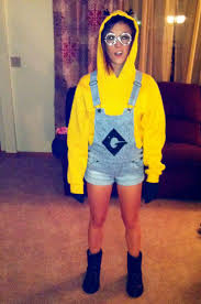 despicable me halloween costumes best 25 minion costume ideas on pinterest college