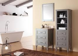 avanity kelly single 25 inch transitional bathroom vanity
