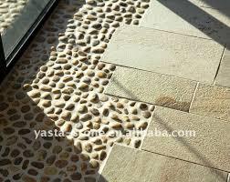 cobblestone flooring pebble flooring buy cobblestone