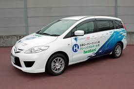 premacy mazda u0027s hydrogen rotary hybrid van a different approach to green