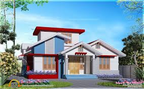 Single Floor Home Plans Single Floor House Designs Kerala House Planner Contemporary