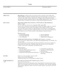 resume objective statements entry level sales positions resume objective statement exles for highschool students new