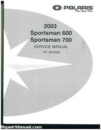 2002 2003 polaris sportsman 600 700 twin atv service manual