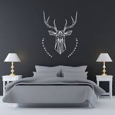 bedroom wall pictures pin by khayyam wakil on ideally spaced pinterest geometric deer