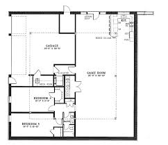 game room floor plans southern style house plan 5 beds 5 5 baths 5689 sq ft plan 17