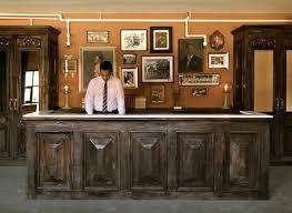 retro hotel check in desk google search mid century modern
