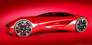alfa romeo concept alfa romeo 6c disco volante design study is an italian beauty