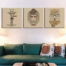 online get cheap deer canvas art aliexpress com alibaba group