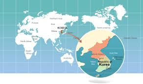 location of australia on world map this is where and south korea are located on the world map