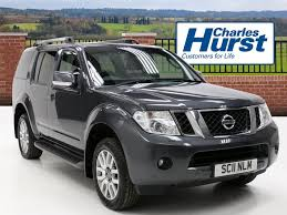 used nissan pathfinder cars for sale with pistonheads
