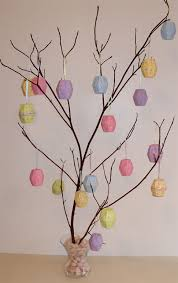 how to make an easter tree article animaplates