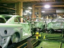 ford mustang assembly plant tour ford mustang dearborn assembly plant mustang monthly