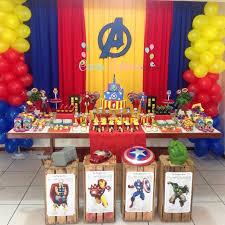 Theme Party Decorations - best 25 avengers party decorations ideas on pinterest superhero