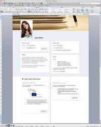 Word 2010 Resume Template Office Resume Template Http Resumecareer Info 2010 2017 Microsoft