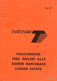 1982 vw passat b2 repair manual vwdasher com
