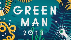 green or blue green man festival