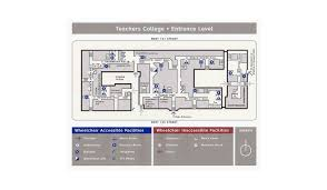 Columbia Campus Map Directions U0026 Maps Tesol Certificate Teaching English To Speakers