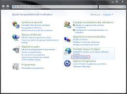 affichage bureau windows 7 windows 7 ecrans de démarrage et de connexion en français