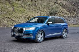 Audi Q7 Night Black - tesla model x vs audi q7 vs range rover sport triple test review
