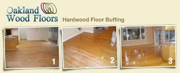 buff recoat oakland wood floors
