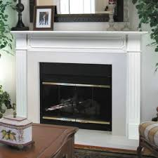 pearl mantels pearl mantels berkley wood fireplace mantel surround ebay