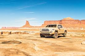 toyota slogan epic drives exploring utah u0027s big five in the 2016 toyota tacoma trd