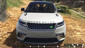 gta 5 land rover range rover velar 2018 youtube