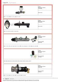 oe new products brake u0026 clutch cylinders page 72 sparex parts