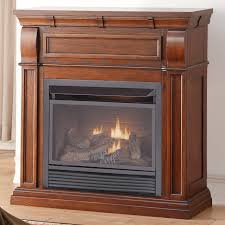 amazon com duluth forge dual fuel vent free fireplace 26 000 btu