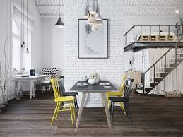 Loft Interior Design Ideas Scandinavian Dining Room Design Ideas Inspiration