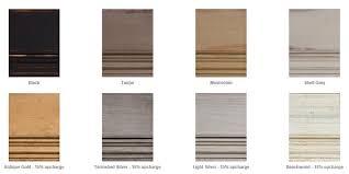 wood finish options acapillow home furnishings