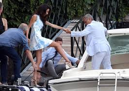 George Clooney Home In Italy George Clooney And Amal Alamuddin Enjoy Summer Break At Lake Como