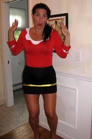 Popeye Olive Oyl Halloween Costumes Olive Oyl Halloween Costume Walmart