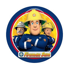 firefighter cupcake toppers fireman sam party supplies fireman sam party supplies australia