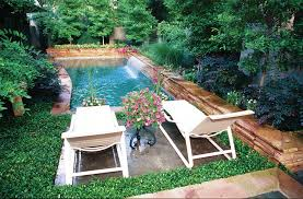 Best Backyard Designs Sublime Small In Ground Pools Ideas In Pool Traditional Design