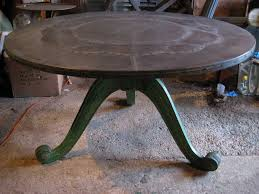 Conversing Dining Table Solid Zinc Table Top Home Design By John