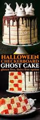 checkerboard gluten free halloween cake the loopy whisk