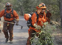 California Wildfires Pets by Winds Whip New Terror Into Deadly California Wildfires Region